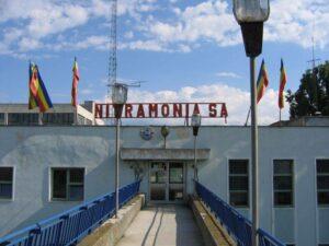 Fostul combinat chimic Nitramonia a produs pierderi de 35 de milioane de lei