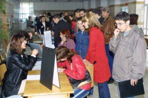 Braşovul, locul opt într-un top al numărului de şomeri universitari