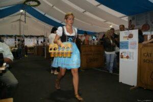50.000 de litri de bere s-au băut la Oktoberfest 2012