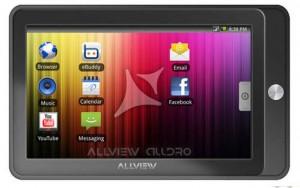 Tabletele Allview vor fi dotate cu sistemul de operare Android 4.1 Jelly Bean