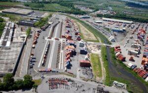 Terminalul intermodal de la Bod este în noua strategie a Ministerului Transporturilor