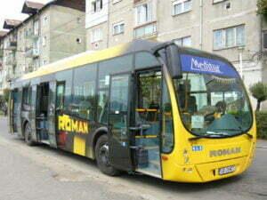 Roman ar putea livra 100 de autobuze în Dubai