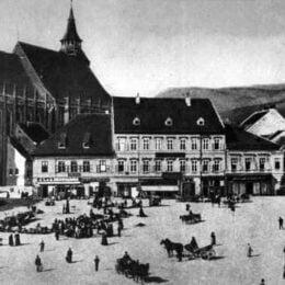 Cum era descris Braşovul anului 1896 în unul din primele ghiduri turistice