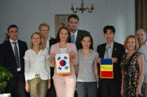 OBC Braşov sprijină exporturile către Coreea de Sud