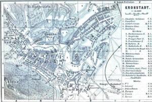 Cum era descris Braşovul de unul din primele ghiduri turistice (1896)