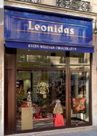 Ciocolateria belgiană Leonidas ajunge şi la Braşov
