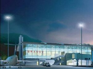 Aeroportul Braşov va putea fi început cel mai devreme la finele lunii noiembrie