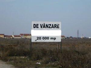 Un dezvoltator care deţine zeci de hectare la Braşov ar putea intra în incapacitate de plată