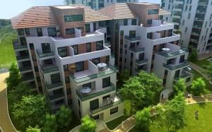 Complexul imobiliar Braşov Garden este din nou scos la vânzare