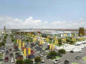 Patru noi mall-uri la Braşov în următorii doi ani