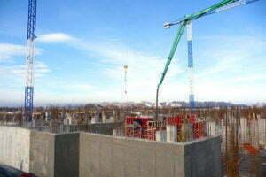 Se reia construcţia Isaran Residence