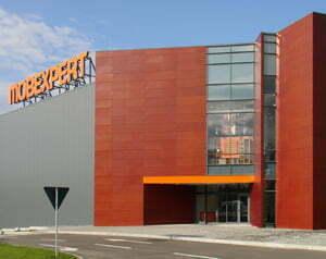 Clădirea Mobexpert Braşov va fi demolată