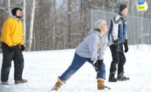 Corporatiştii români se vor întrece în Poiana Braşov la curling alpin sau volei pe zăpadă