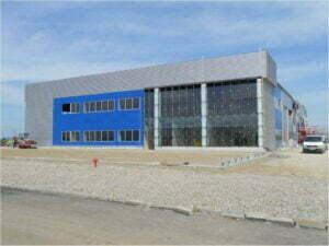 Vikingii de la Viacon şi-au deschis fabrică în Parcul Industrial Prejmer