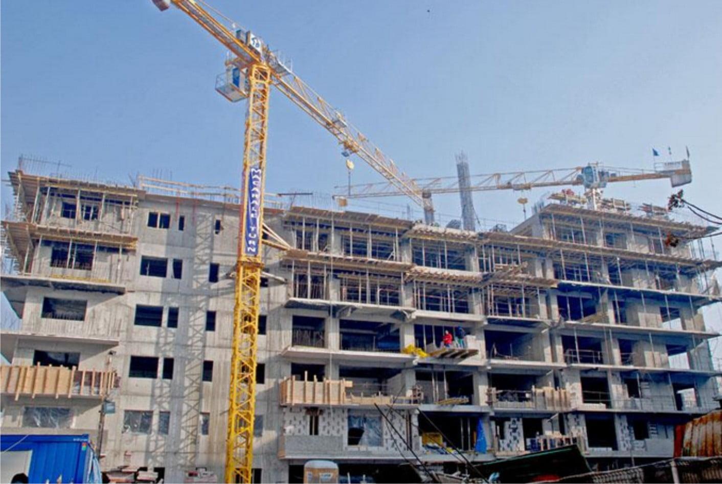 820 de autorizaţii de construcţie s-au eliberat în 2012