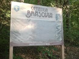 Cetatea Brassovia – reprezentată în noul Atlas Digital al României