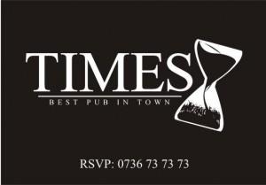 Times Pub serbează sfârşitul lumii în stil mayaş