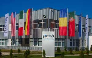 Preh a investit 4,5 milioane de euro în utilaje