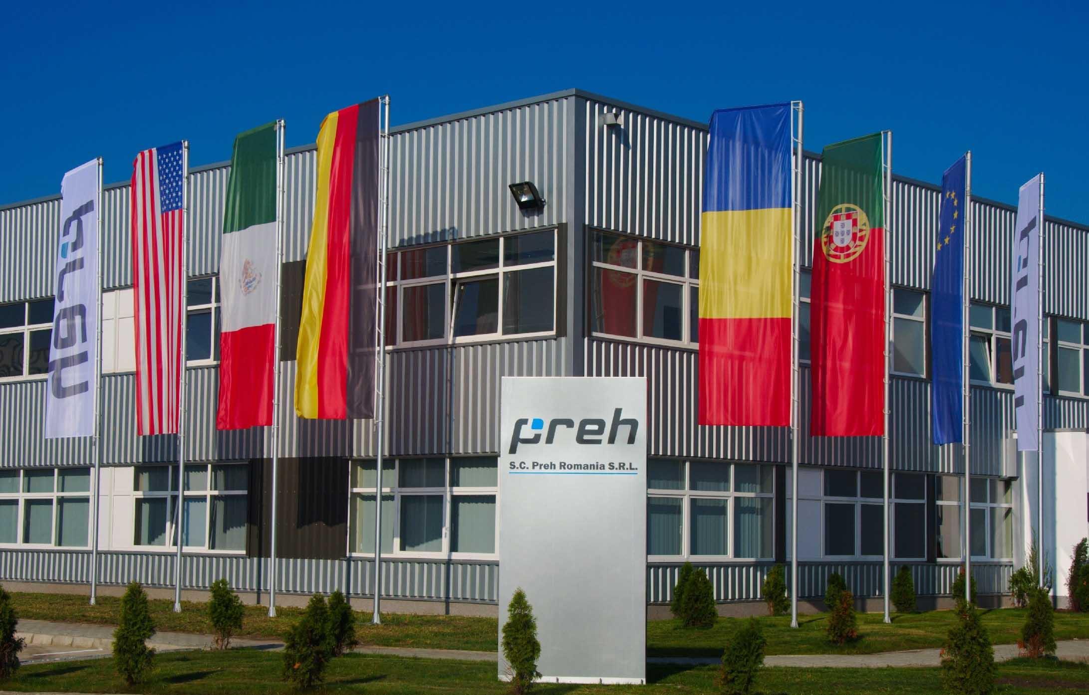 Germanii de la Preh investesc 7 milioane de euro şi angajează 90 de oameni