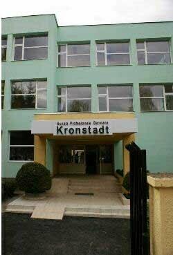 Şcoala Profesională Kronstadt face pui la Alba