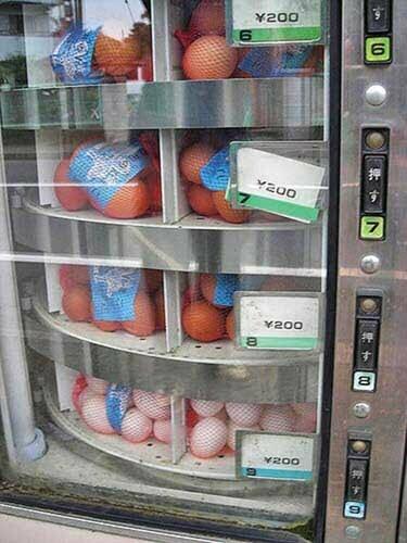 O firmă din Braşov vinde ouă la automat