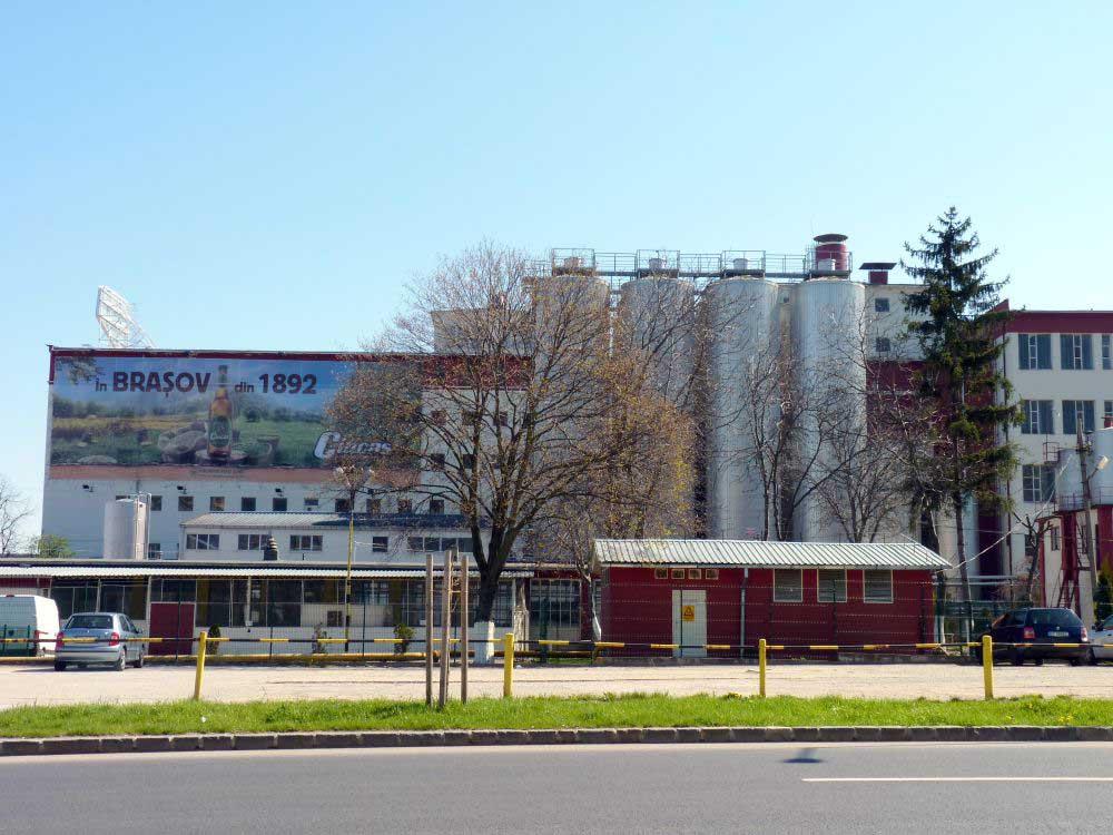 Ursus măreşte capacitatea fabricii de bere din Braşov de cinci ori în 15 ani