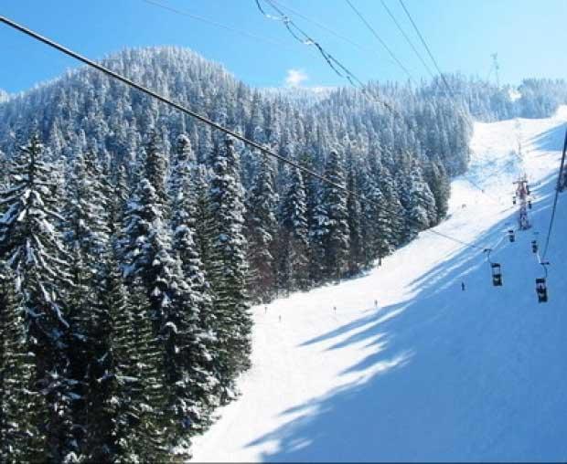 La Poiana Braşov se va putea schia în weekend ca la olimpiadă