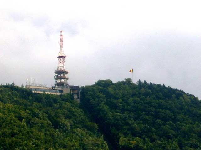 Muntele Tâmpa, promovat prin tehnologia codurilor QR