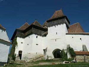 Viscri, satul Prinţului Charles, preferat de francezi