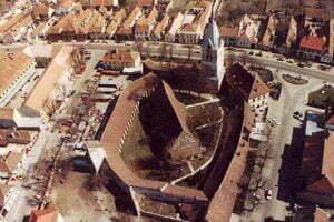 Codlea primeşte 3 milioane de euro pentru reabilitarea Centrului istoric