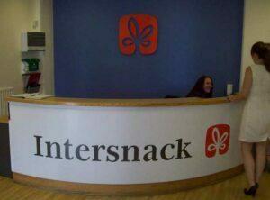 Intersnack se aşteaptă la o stagnare a afacerilor în acest an