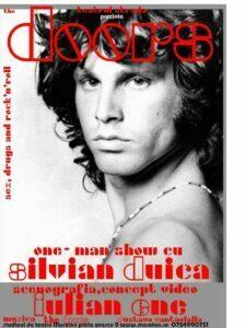 """""""The DOORS – sex, drugs & Rock'n' roll"""" – vineri, 7 iunie. Teatrul Strada"""