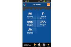 """Braşovenii vor putea face plăţi mobile şi prin aplicaţia """"Oraşul meu"""" de la Orange"""