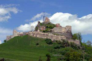 Cetatea Rupea – modernizată cu 26 de milioane de lei – se redeschide turiştilor din 15 iunie