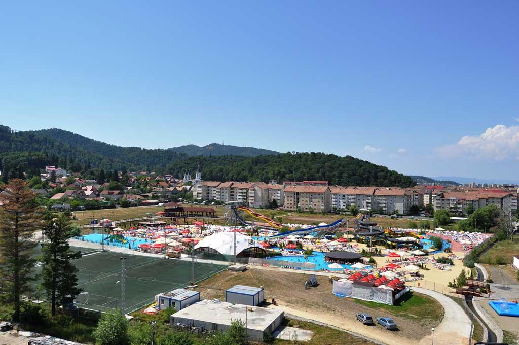 Primăria Brașov a câștigat procesul cu investitorii de la fostul ștrand din Noua