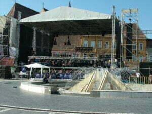 Romanian Music Awards – pe 14 septembrie în Piaţa Sfatului