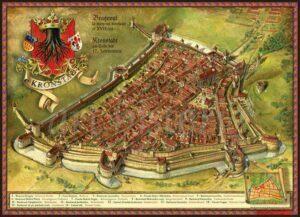 Ghidul Brașovului, de negăsit la Oficiul de Turism din Spania
