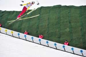 Râşnovul va organiza o etapă de Cupă Mondială la sărituri cu schiurile
