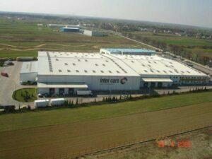 Polonezii de la Inter Cars România îşi mută depozitul la Codlea