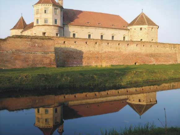 Cetatea Făgăraş va participa la primul târg european al castelelor