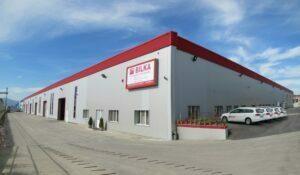 Firma braşoveană Bilka Steel anunţă afaceri în creştere cu 41%