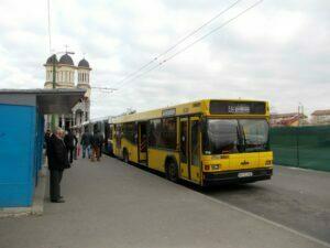 """Şase linii de autobuz au program prelungit, sâmbătă seara, de """"Noaptea Muzeelor"""""""