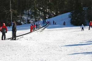 Pârtie cu trotuar rulant, destinat exclusiv prichindeilor, din această iarnă, în Poiană
