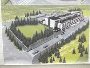 Fotogalerie: Au început lucrările la parcarea supraterană din Poiană. Aceasta va fi finalizată până în vara lui 2015