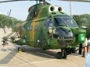 Airbus vrea să construiască o fabrică de elicoptere Super Puma la Ghimbav