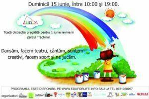 Ludix – creație, distracție, sport și distracție pentru copii.