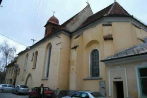 manastire franciscana brasov