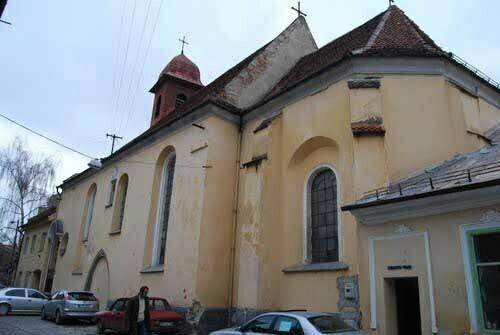 Consiliul Judeţean sprijină cu 50.000 de lei renovarea mănăstirii franciscane