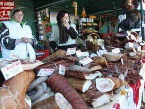 produse traditionale, carne, carnati