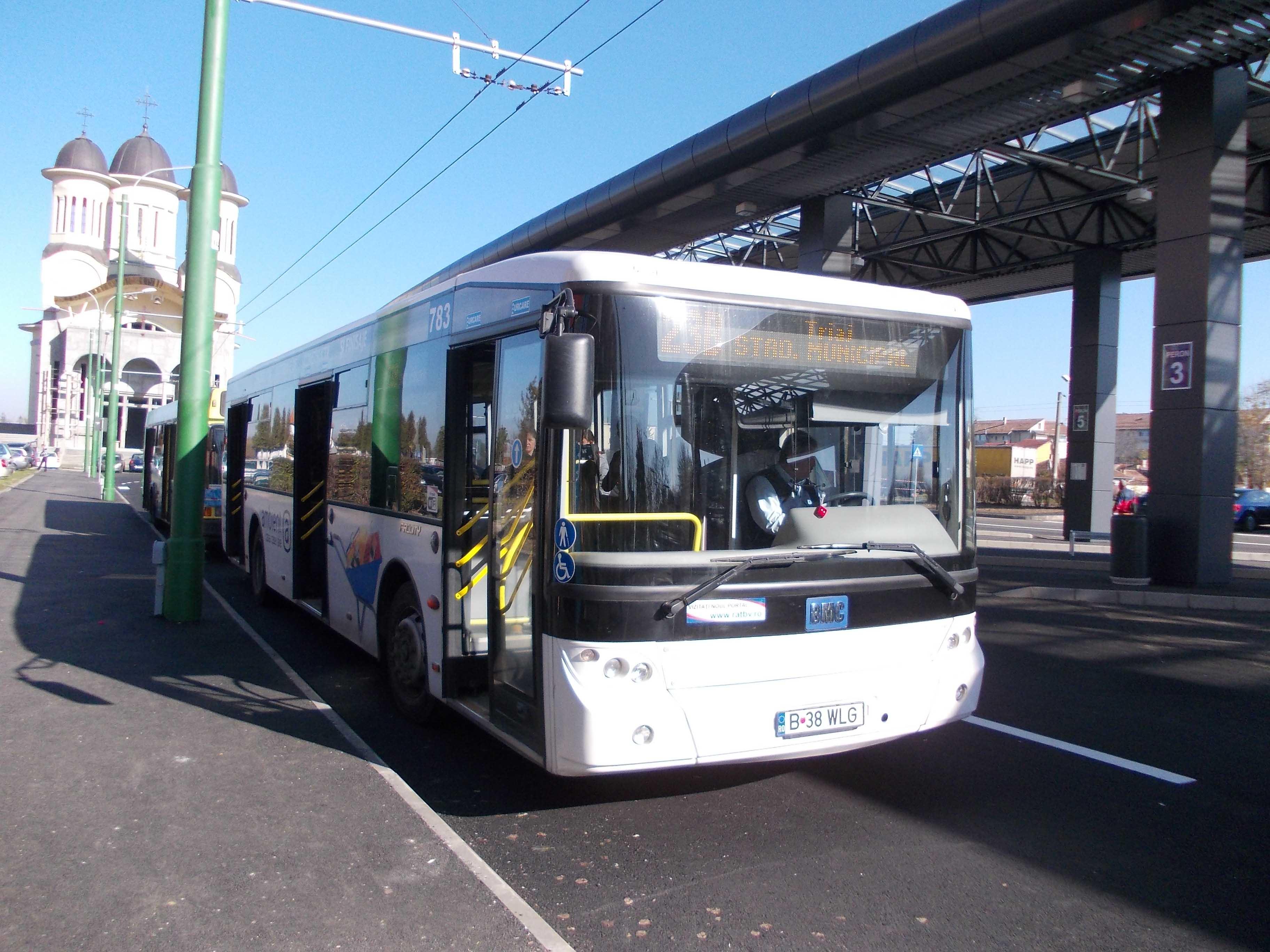 Linia 15 își prelungește traseul până în Avantgarden Bartolomeu. Cartierul va avea astfel legătură directă cu Tractorul, Coresi și Triaj